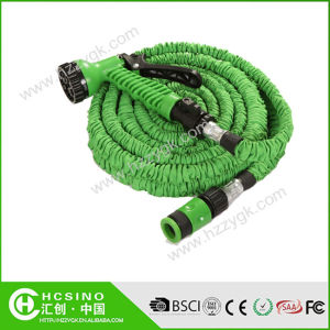 2015 The Most Popular Hot Selling 2 Layers Latex Magic Garden Expandable Hose