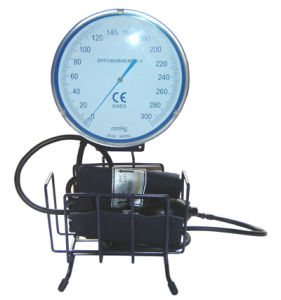 Aneroid Bpm Desk Type Sphygmomanometer (Sw-As17) pictures & photos