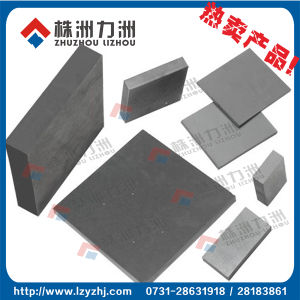 Cemented Carbide Blank Plate Pressing by CIP