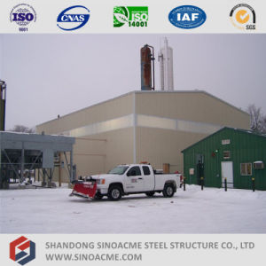 Sinoacme Multi-Story Metal Structure Industrial Building pictures & photos