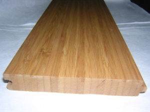 Bamboo Flooring Carbonated Vertical
