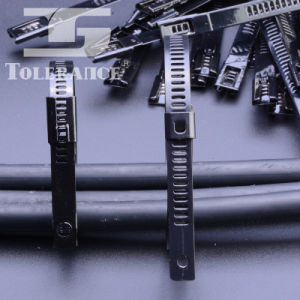 High Strength Fire Resistance Stainless Steel Cable Ties
