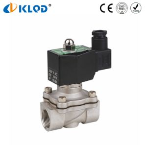 Stainless Steel Material AC220V Solenoid Valve pictures & photos