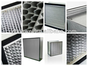 Air Handling Unit Air Filter HEPA Filter H11 pictures & photos