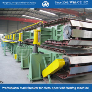 Sandwich Panel Forming Line Forming Machine with ISO pictures & photos