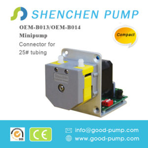 Minipump 0.024-190ml/Min Stepper Motor Water Peristaltic Pump