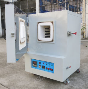 1200c 1000L High Temperature Muffler Furnace Electric Furnace pictures & photos