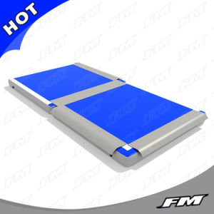FM New Design and Top Quality Dwf Double Wall Fabric Tumble Track pictures & photos