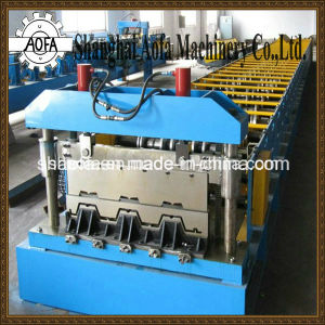 Automatic Cutting Steel Metal Floor Deck Roll Forming Machine Machinery pictures & photos