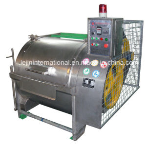 100 Pound Stainless Steel Sample Washing Machine/Industrial Washer pictures & photos