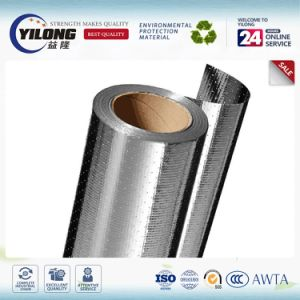 Thermal Reflective Roof Insulation Aluminum Foil Laminated Woven