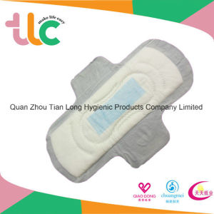 Ultra Thin Super Absorbent Women Period Pad Sanitary Napkin Manufacturer