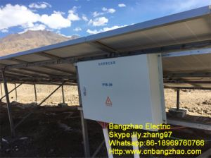 Solar Junction Boxes with DC Circuit Breaker and DC SPD pictures & photos