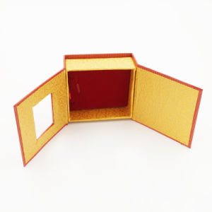 Last Price Hard Cardboard Gift Box for Jewelry & Pendant (J10-B1)
