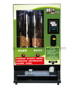 Hot Nut Vending Machine (HN-VM02BC) pictures & photos