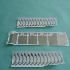 High Quality Fireproof Self Adhesive 48mm Width Aluminum Foil Tape pictures & photos