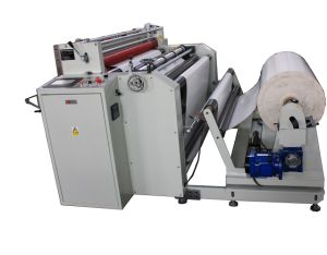 Plastic Rolling Sheet Slitting Machine, Economic Paper Reel Slitting and Sheeting Machine, Cross Cutting Machine pictures & photos
