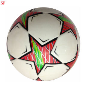 2017 New Product Cheap Soccer Ball pictures & photos