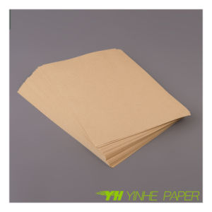 Wholesale Brown Craft Sticker Paper Manufacturer