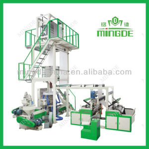 MD-3L Three-Layer Co-Extrusion Film Blowing Machine pictures & photos