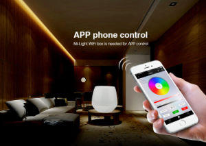 5 in 1 Dim CCT RGB RGBW RGB+CCT LED Strip Smart Controller pictures & photos