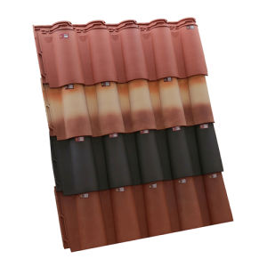 Clay Roof Tile for Villa Water Snow Proof ceiling Tile pictures & photos