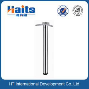 D60 Furniture Table Legs Chrome Plate with 710/820/870/1100mm