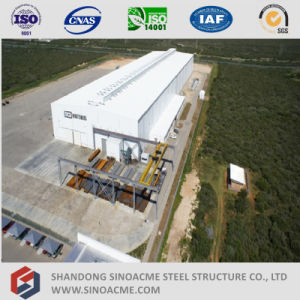 Sinoacme High Rise Heavy Metal Structure Plant pictures & photos