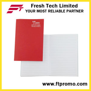 Customized Promotional Gift OEM Notebook with Logo pictures & photos