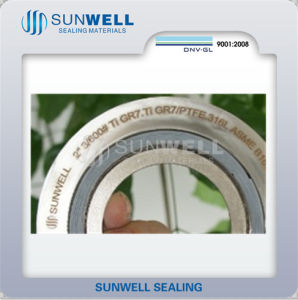 Special Materials Spiral Wound Gaskets 400 pictures & photos