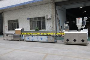 High Quality Medical Stomach Tubing Plastic Extrusion Line pictures & photos