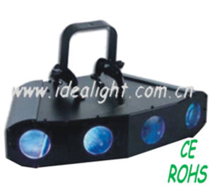 224*5mm LED Four Eyes Effect Light