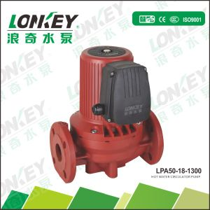 1.3kw Max Head 18m High Pressure Hot Water Circulator Pump pictures & photos