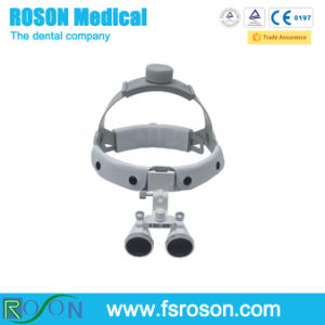 3.5X and 2.5X Surgical Dental Headband Loupe