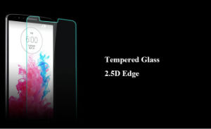 9h 2.5D Tempered Glass Screen Protector for LG G3
