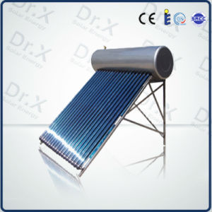 Wholesale Heat Pipe Pressurized Solar Water Heater pictures & photos