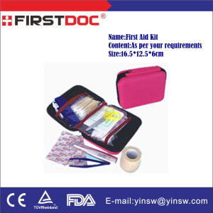 Emergency Bag Portable First Aid Kit, First Aid Kit pictures & photos