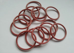Silicone Gasket, Silicone O Ring, Silicone Seal with Translucent, Dark Red, Black, Milk White, Blue, Grey pictures & photos