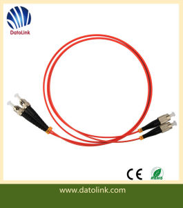 FC mm Fiber Pigtail with PVC or Lszh pictures & photos