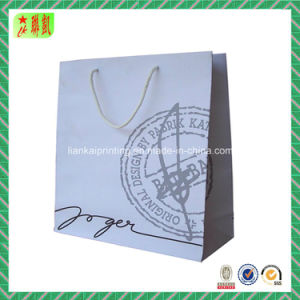 Free Design Gift Promotional Shopping Paper Bag pictures & photos
