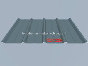 Yx26-210-840 Color Roof Sheet Metal Tile pictures & photos