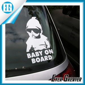Car Window Baby on Board Sticker OEM pictures & photos