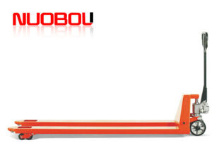 High Quality Hand Pallet Truck with Long Fork (ACL-Extra long)