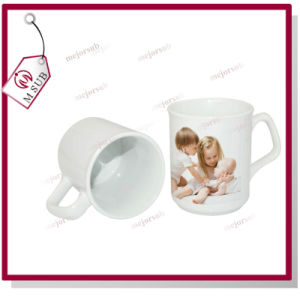 Customized 9oz Mug with Sepecial Handle pictures & photos