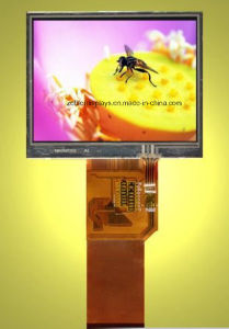 "3.5""TFT, Qvga, 320X240 Resolution, RGB Interface: ATM0350d18"