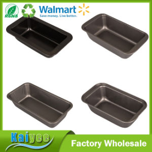 2 Piece Long Non-Stick Bakeware Carbon Steel Loaf Pan pictures & photos