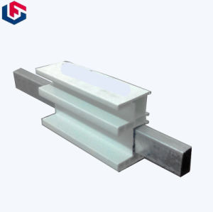 Pre-Galvanized C Section Steel Q235B High Quality Steel Channel