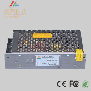 100W 5V 12V 24V IP20 Indoor Switching Mode LED Driver pictures & photos