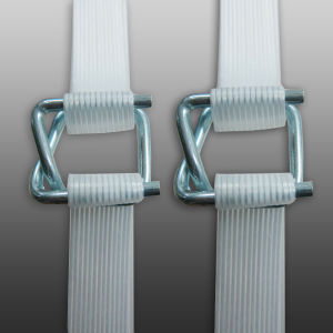 Polyester Composite Strap/Composite Strapping with Buckles pictures & photos