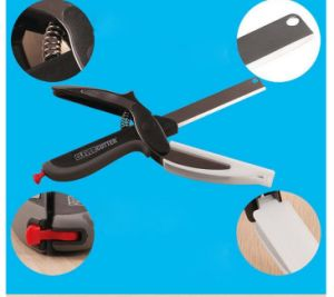 2 in 1 Clever Cutter Smart Scissors pictures & photos